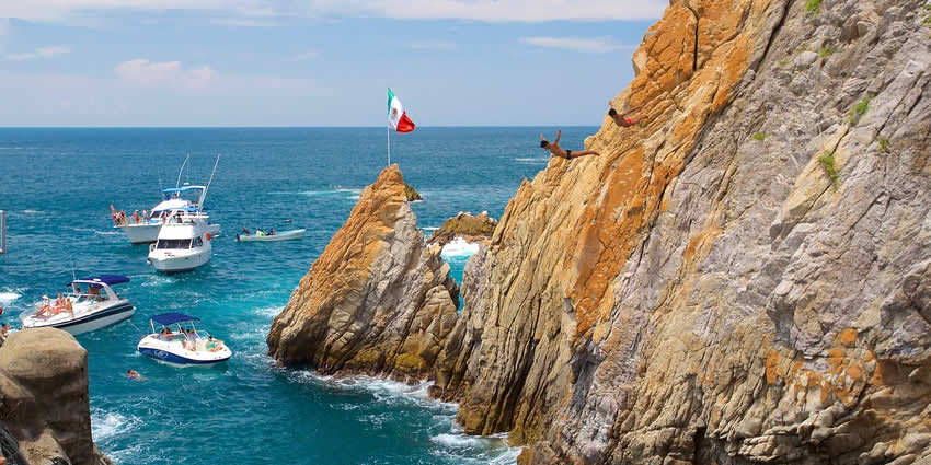 Visit Acapulco Tourist Information Attractions