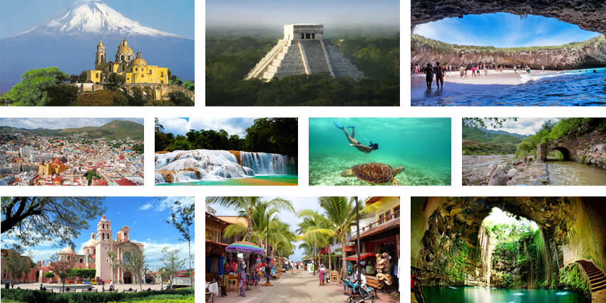 Travel Mexico  Top 10 reasons why you should visit Mexico
